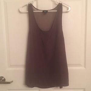 Copper women's tank - Medium